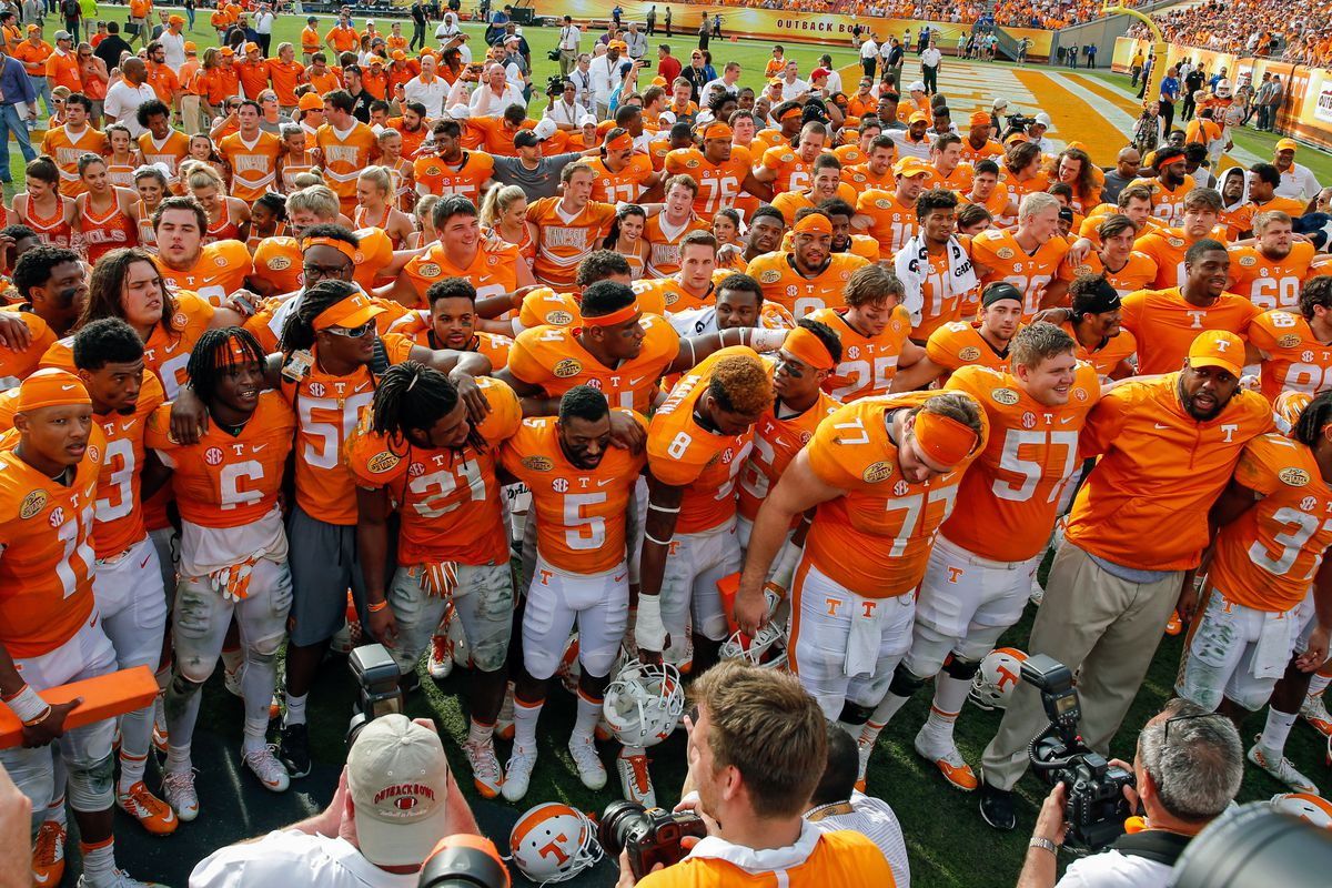 Tennessee Football 2016 Depth Chart Projections