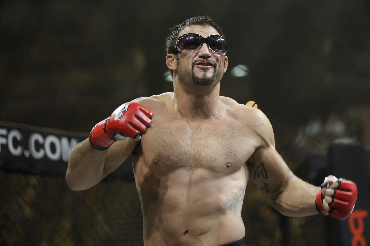 MMA veteran Phil Baroni is finally deciding to walk away from professional competition.