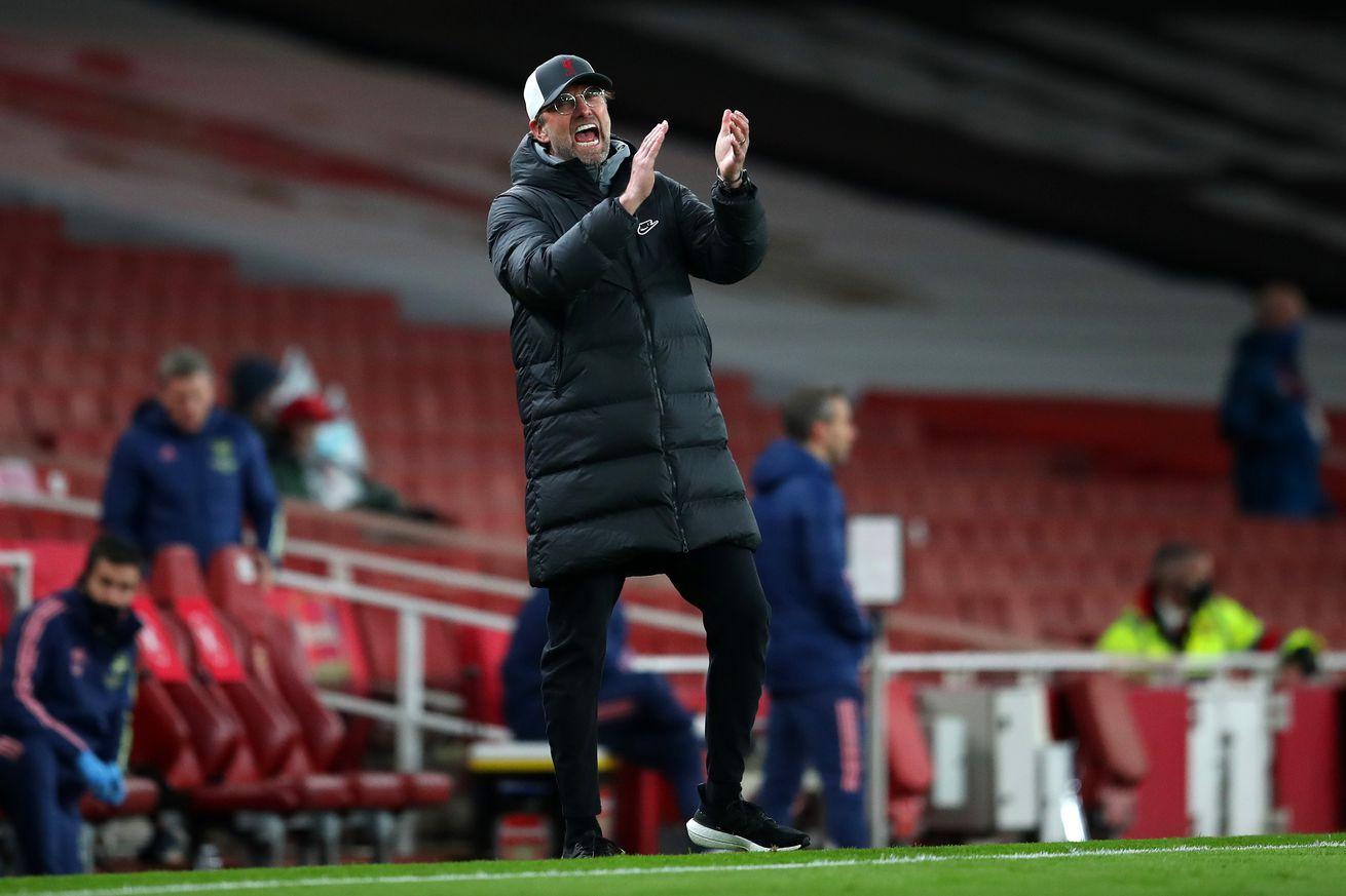 """Jürgen Klopp Praises """"Top, Top"""" Premier League Game As Liverpool Defeat Arsenal"""