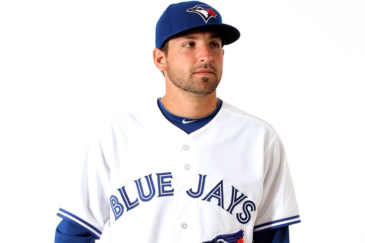 Former Auburn pitcher Evan Crawford has been promoted to MLB's Toronto Blue Jays.(<em>photo Jonothan Ferry, getty images</em>)