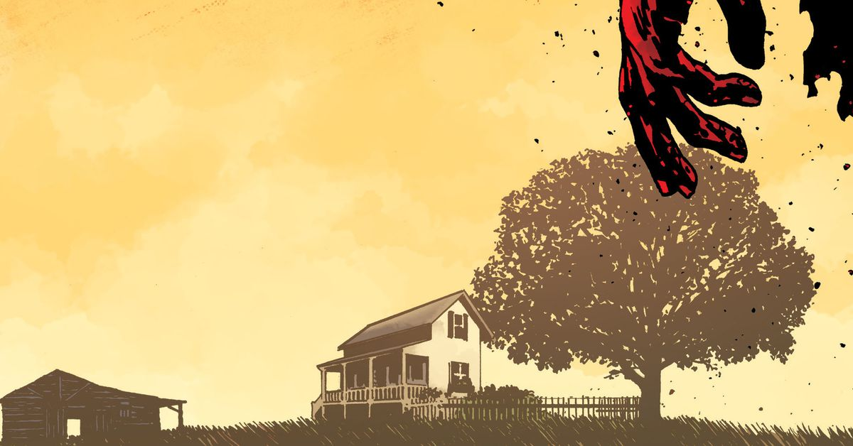 Fans And Creators React To The Finale Of The Walking Dead Comic Series Polygon