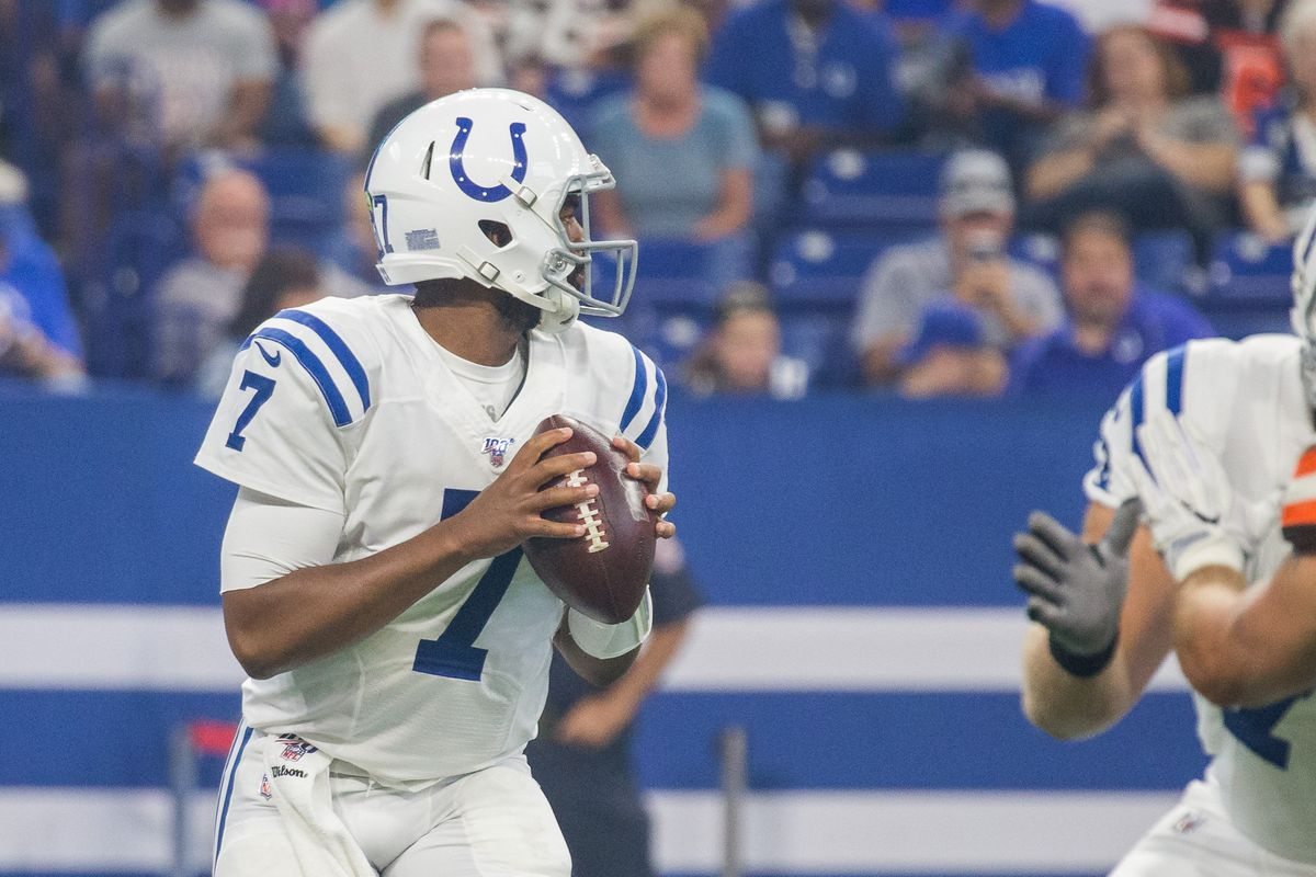 QB Jacoby Brissett ruled out for third preseason game against Chicago