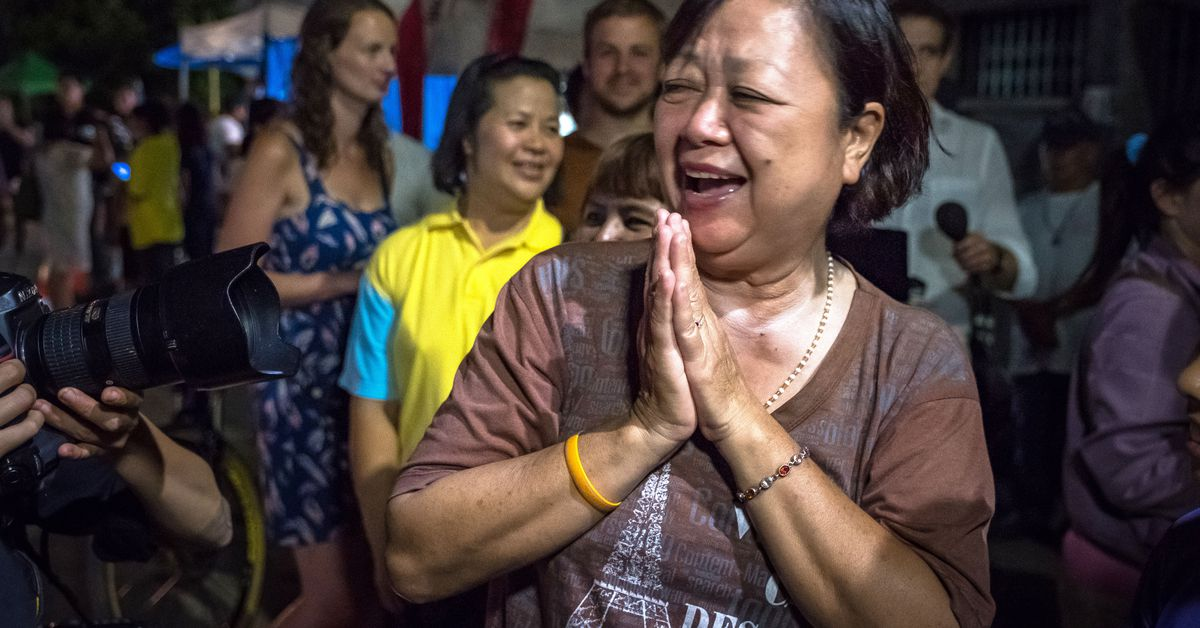 The rescue of the 12 Thai boys who were trapped in a cave, explained