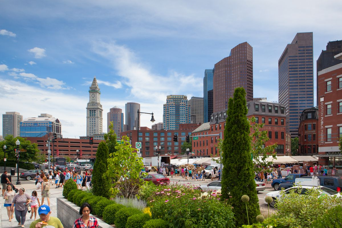Rose Fitzgerald Kennedy Greenway To Display Prominent Photos Of