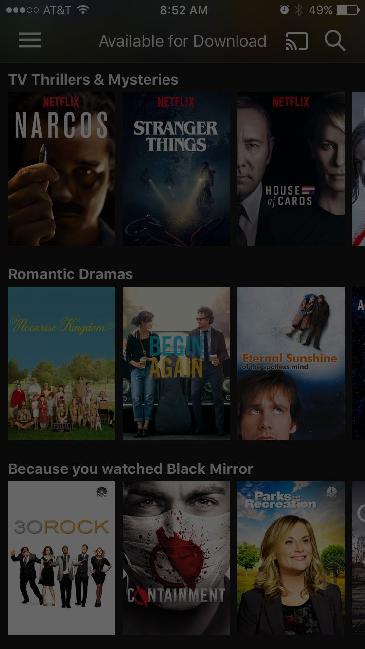 "Netflix now has a ""download"" feature for offline viewing - Vox"