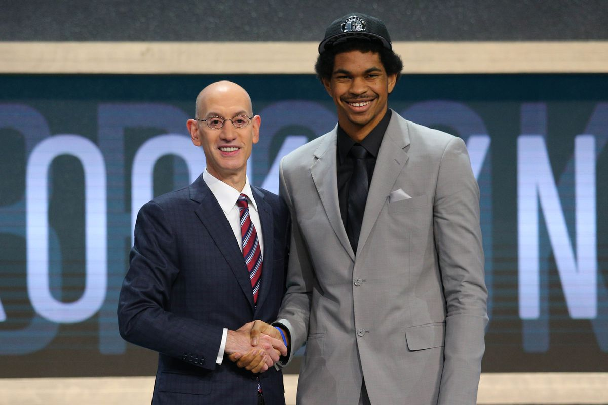 Image result for jarrett allen draft