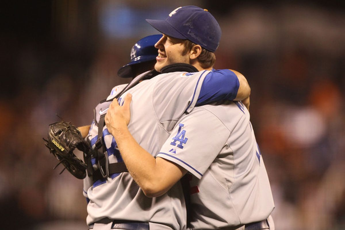 The Los Angeles Dodgers had a subpar season in 2010, but Clayton Kershaw provided many highlights, including his first career shutout, on September 14 in San Francisco, a game in which the Dodgers only had one hit.