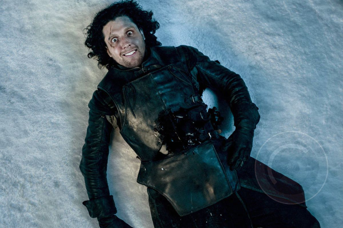 You know nothing, Dirk.