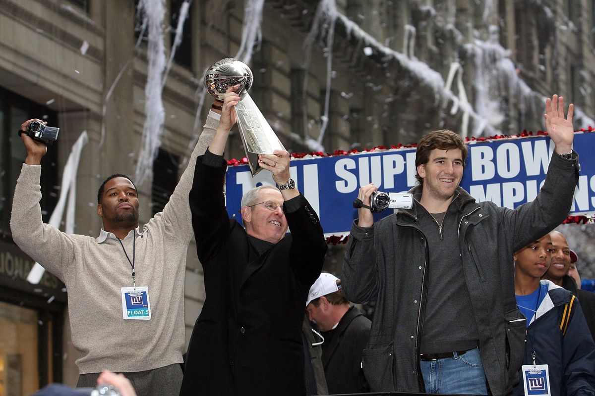 Super Bowl XLII - New York Giants Victory Parade
