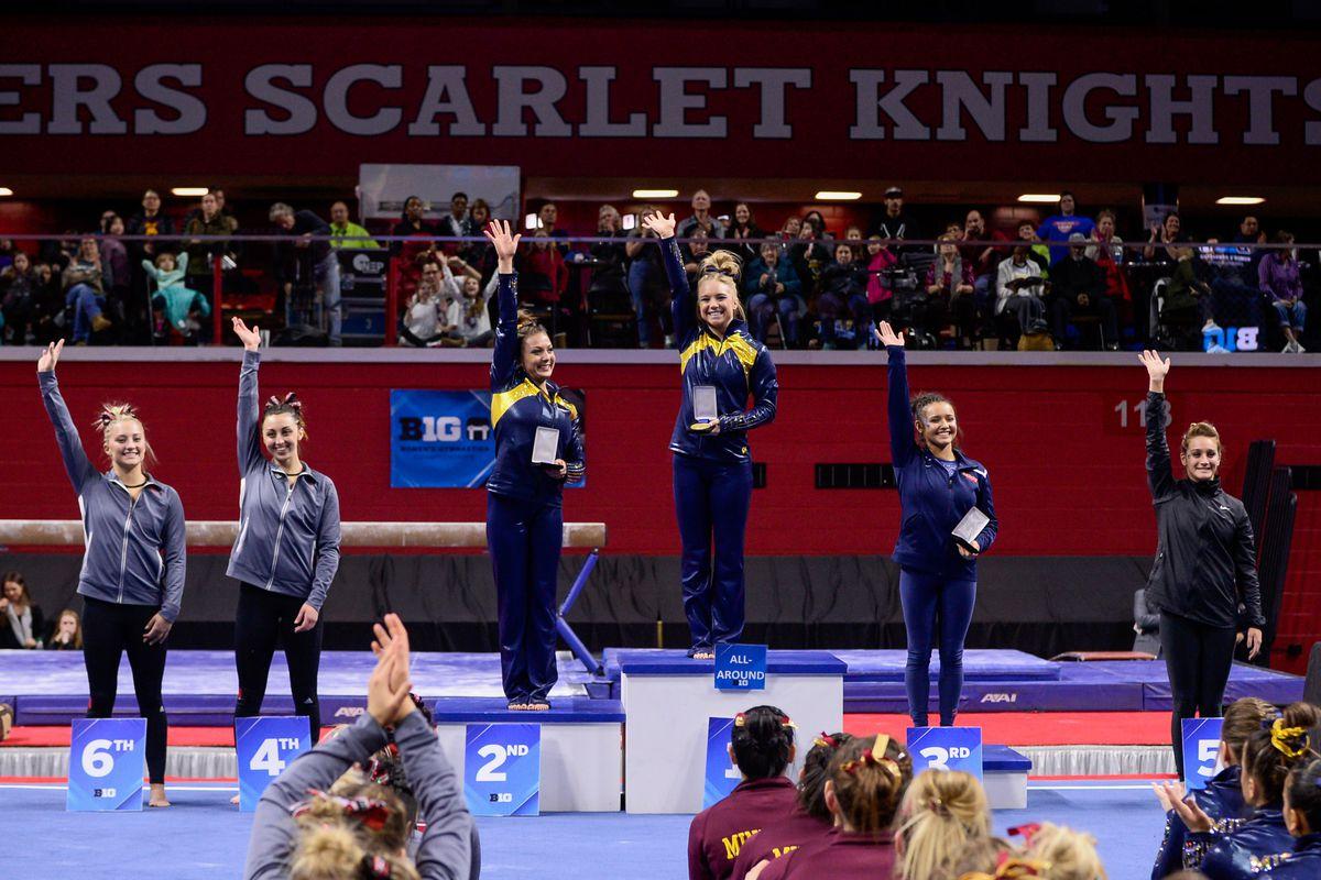 FloSports: FloGymnastics Big Ten Championships