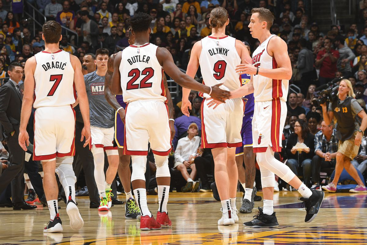 How Duncan Robinson Found Success With Miami Heat Because Of The Cavaliers John Beilein Hot Hot Hoops
