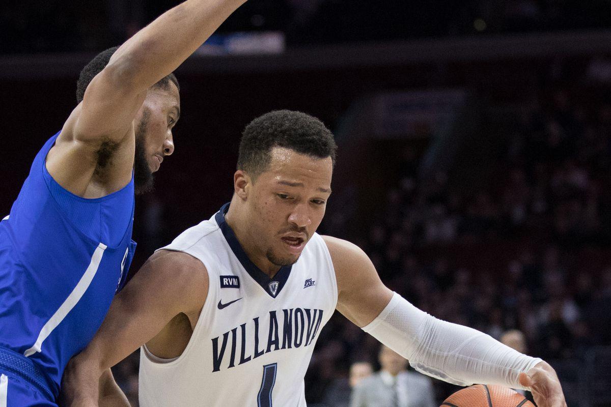 NCAA Basketball: Creighton at Villanova