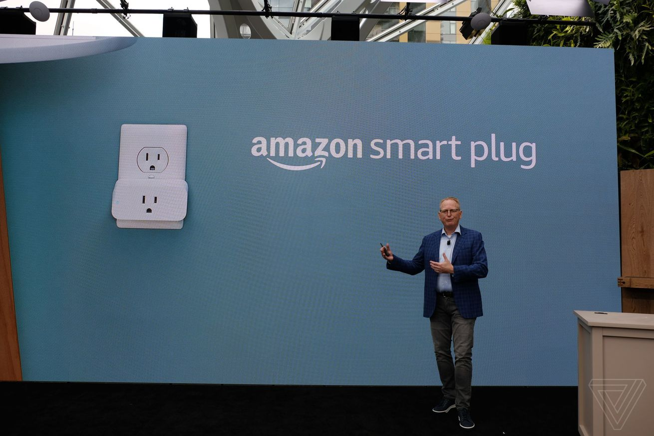 amazon announces 25 smart plug that lets you control appliances with alexa