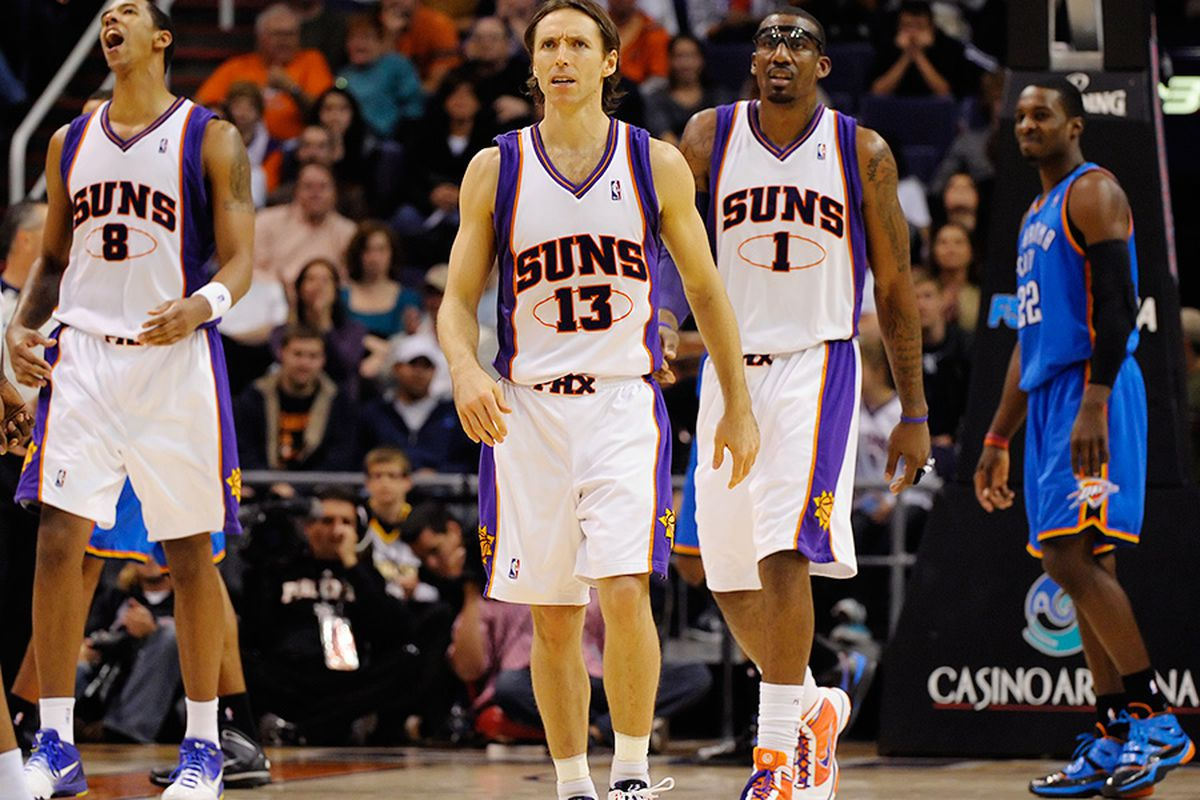 The Phoenix Suns were disappointed and confused about their lack of energy to start the game and lack of toughness at the end. The Suns lost their second straight home game after starting the season 10-0 at home. (Photo by Max Simbron)