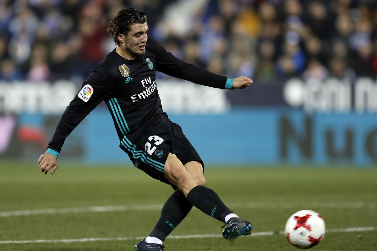 Man United linked with Real Madrid star