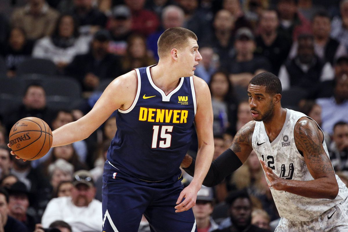 405d6c141cc Denver Nuggets 2019 NBA playoffs schedule released - Denver Stiffs