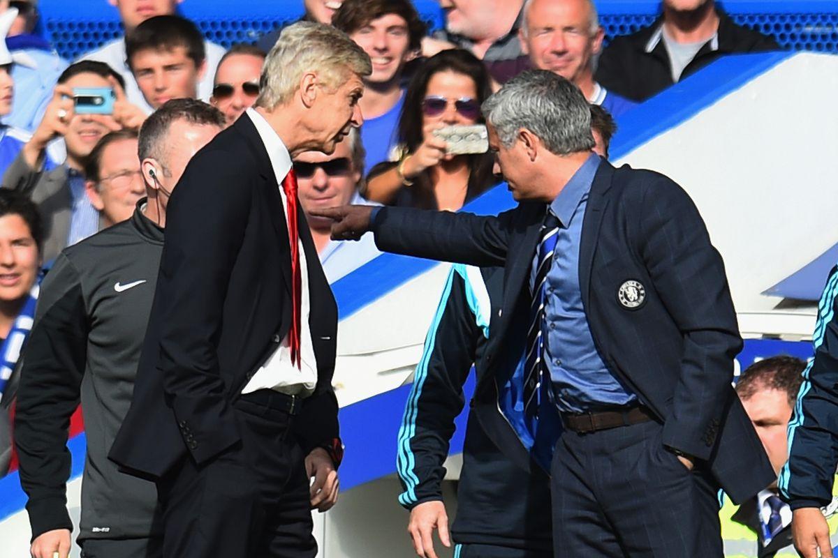 Chelsea v Arsenal - Premier League