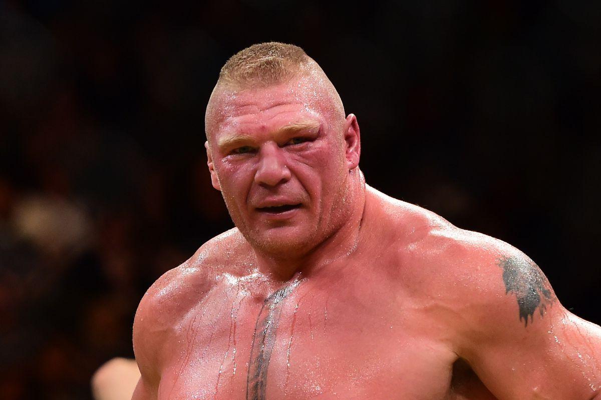 UFC 200: Lesnar v Hunt