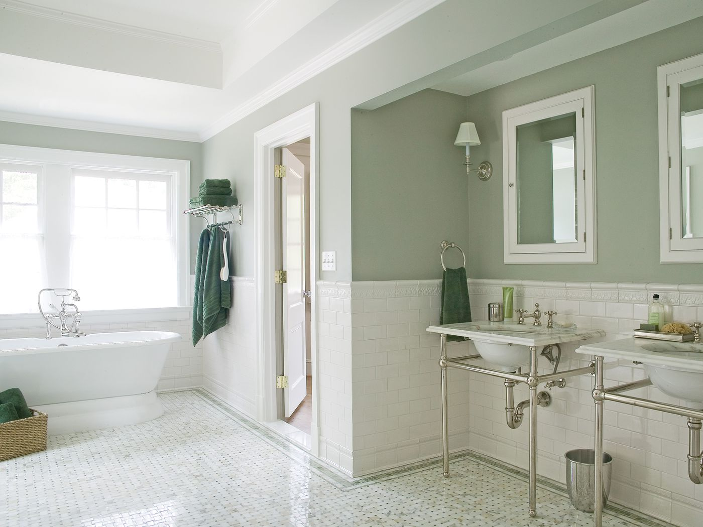 Vintage Bath At A Budget Price This Old House