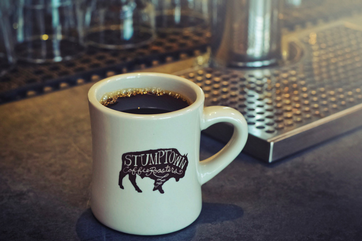 Stumptown Coffee Roasters, Downtown.