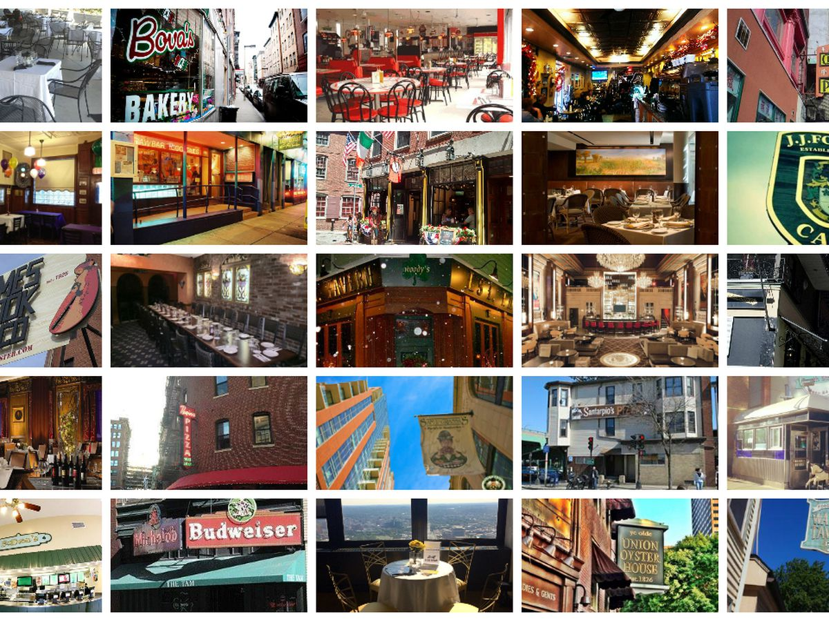 Soak Up Boston S History At These 25 Classic Restaurants And