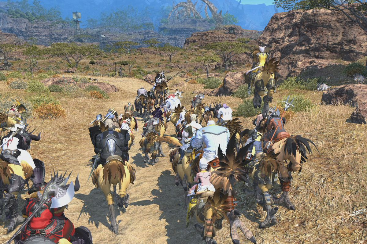 Final Fantasy 14 will end PlayStation 3 support with its next