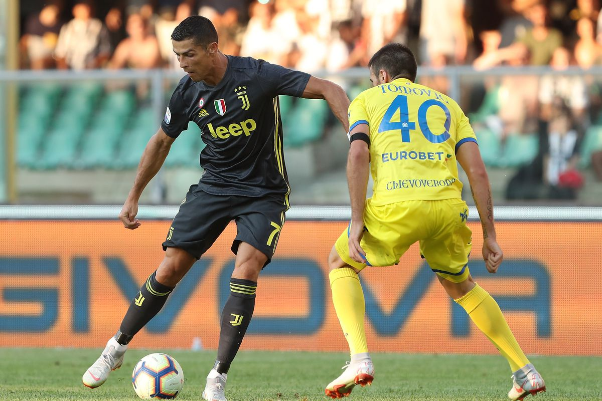 Chievo vs juventus betting tips aiding and abetting breach of fiduciary duty new jersey