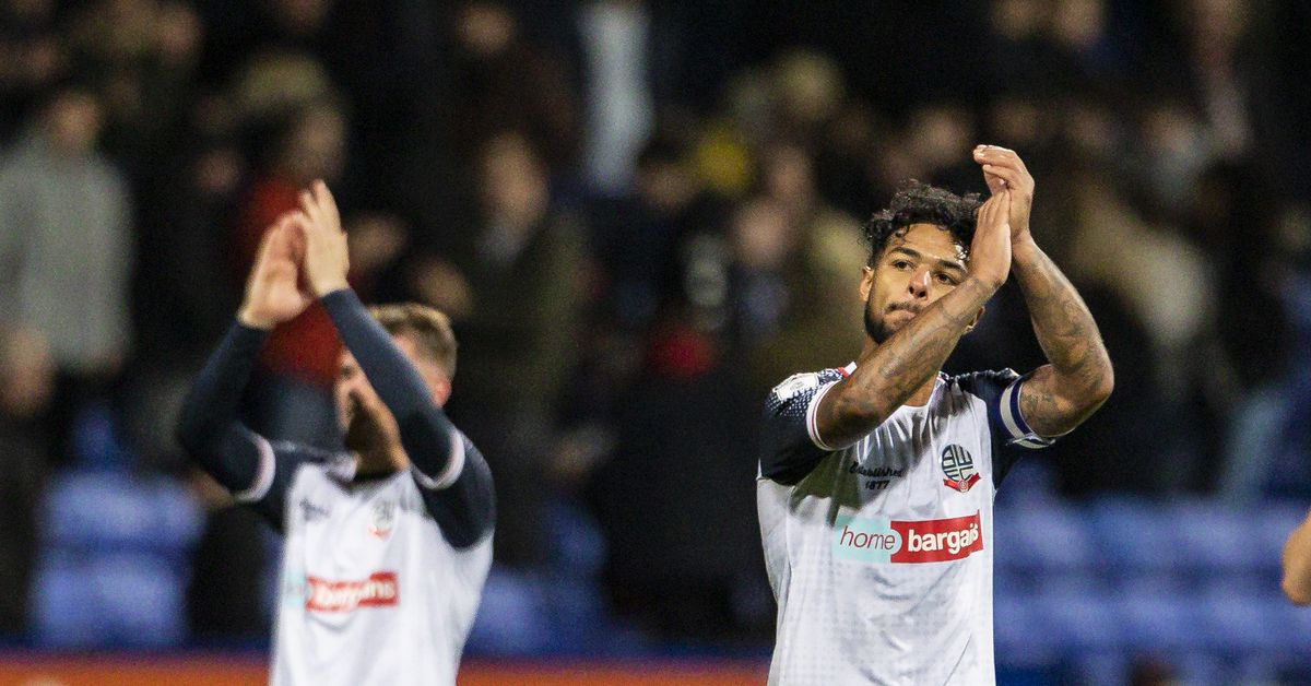 Bolton Wanderers 1 Milton Keynes Dons 0: Player Ratings - Lion of Vienna Suite