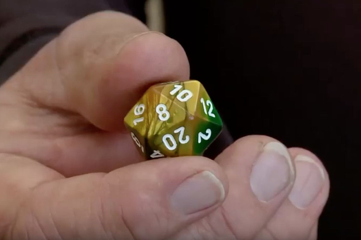 California Election Resolved With Dungeons Dragons Dice Polygon