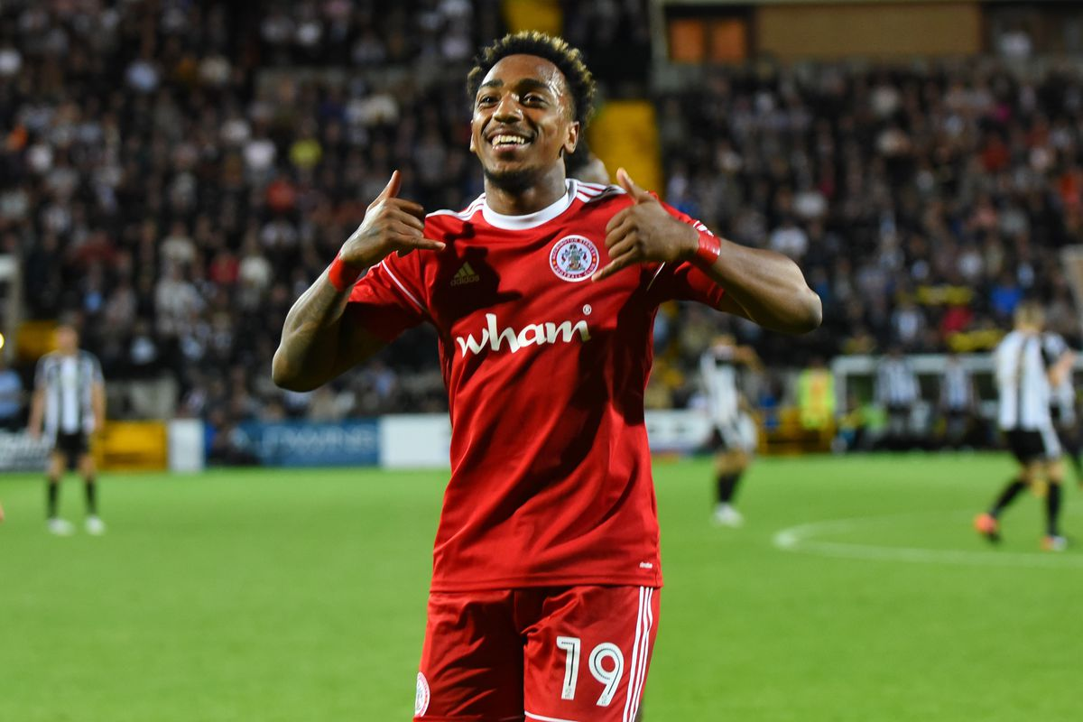 Notts County v Accrington Stanley - Sky Bet League Two