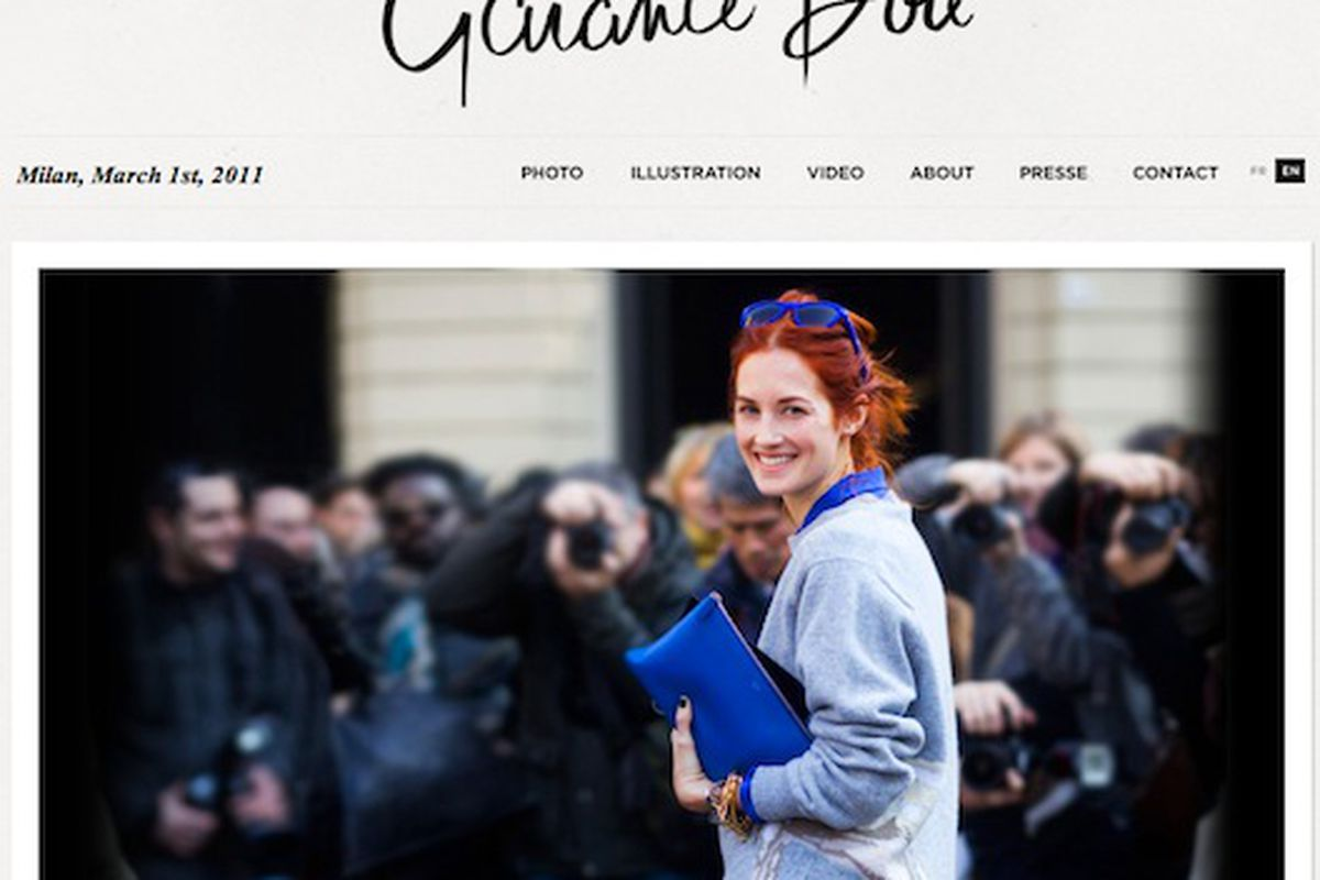 You, too, can become a street style star like Taylor Tomasi Hill