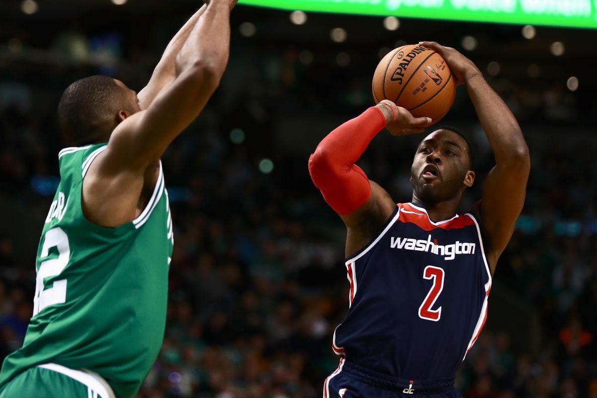 Washington Wizards v Boston Celtics