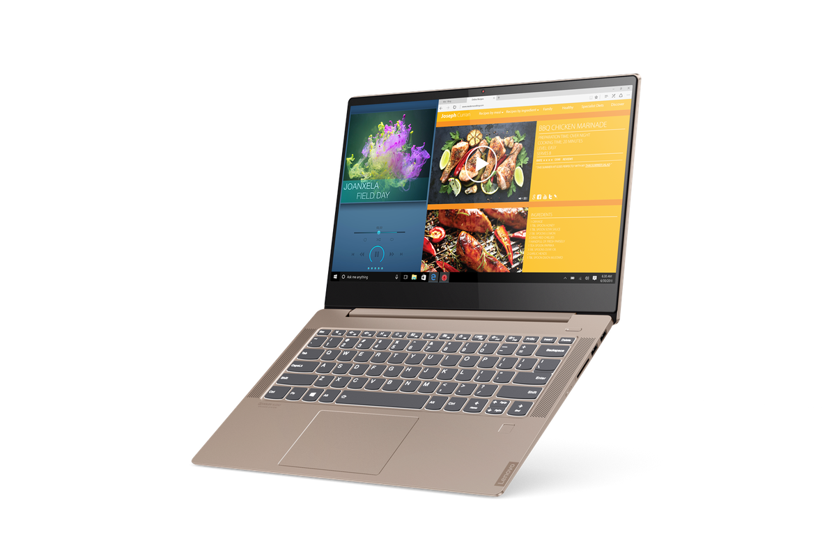 Lenovo's latest IdeaPads and ThinkPads include more premium laptop