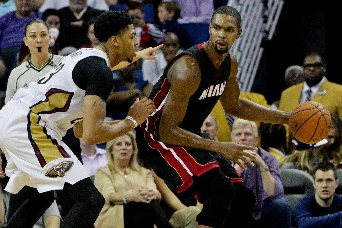 NBA: Preseason-Miami Heat at New Orleans Pelicans