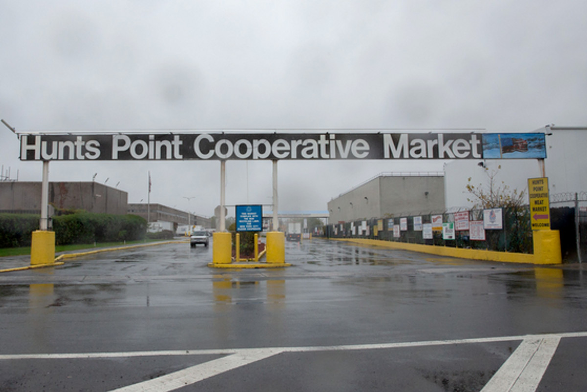 The Hunts Point Cooperative Market