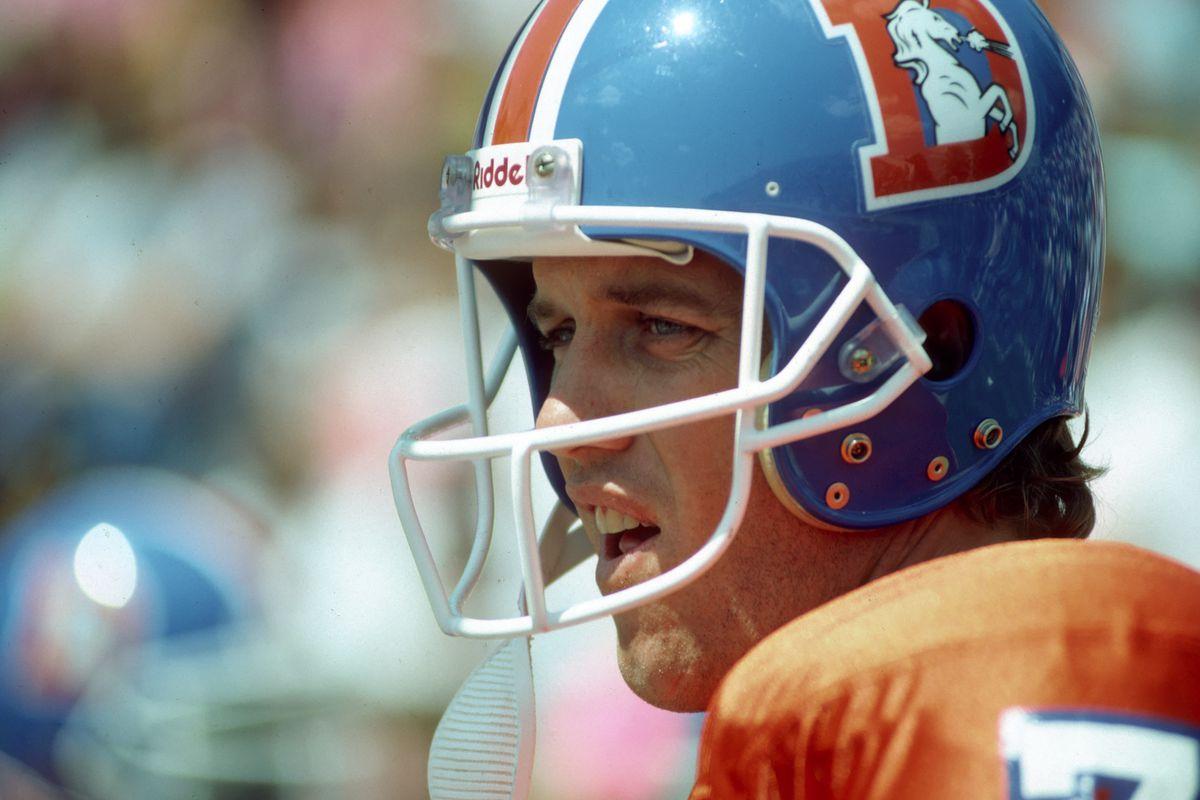 Broncos John Elway