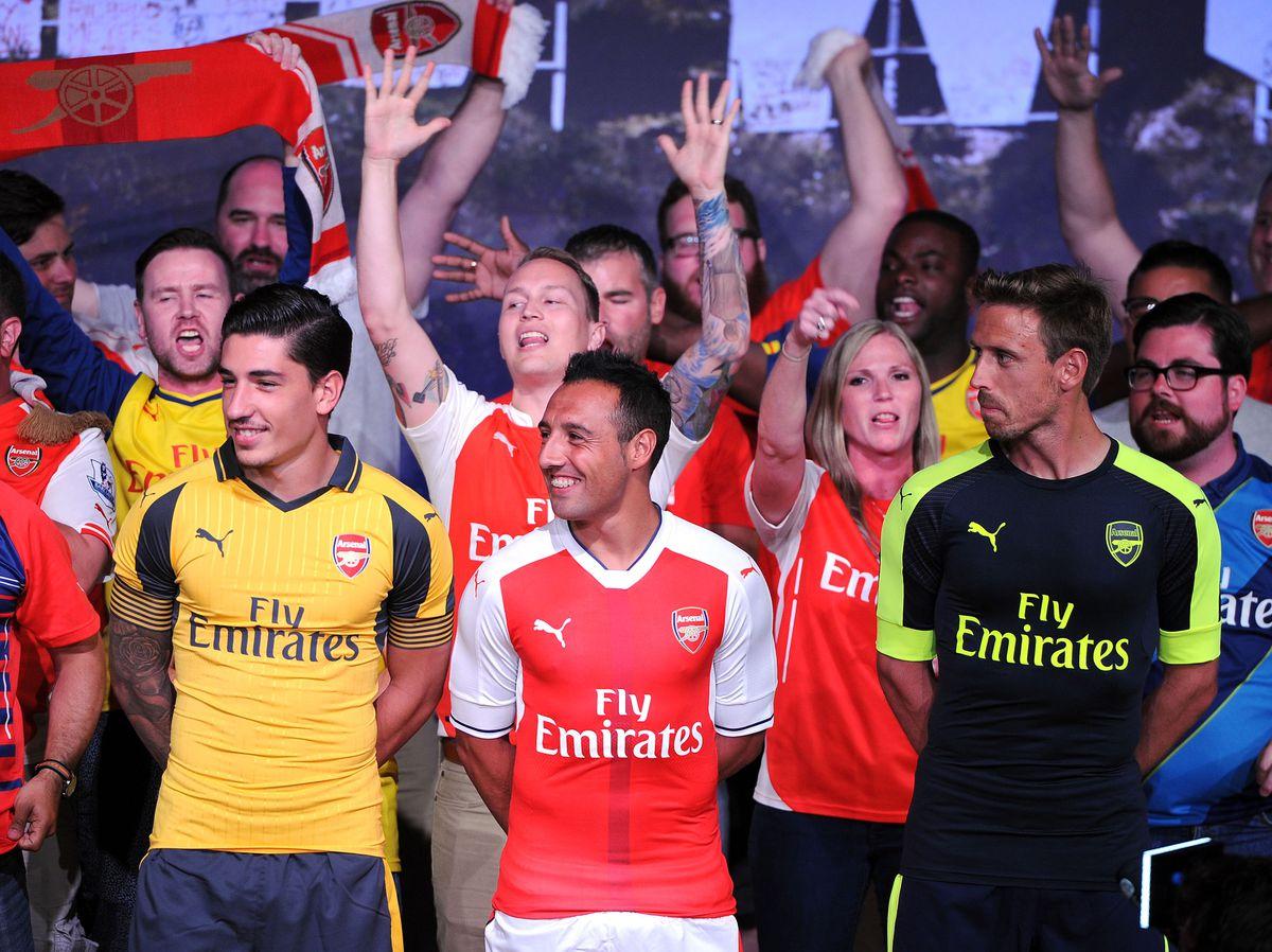 Arsenal Pre Season Tour