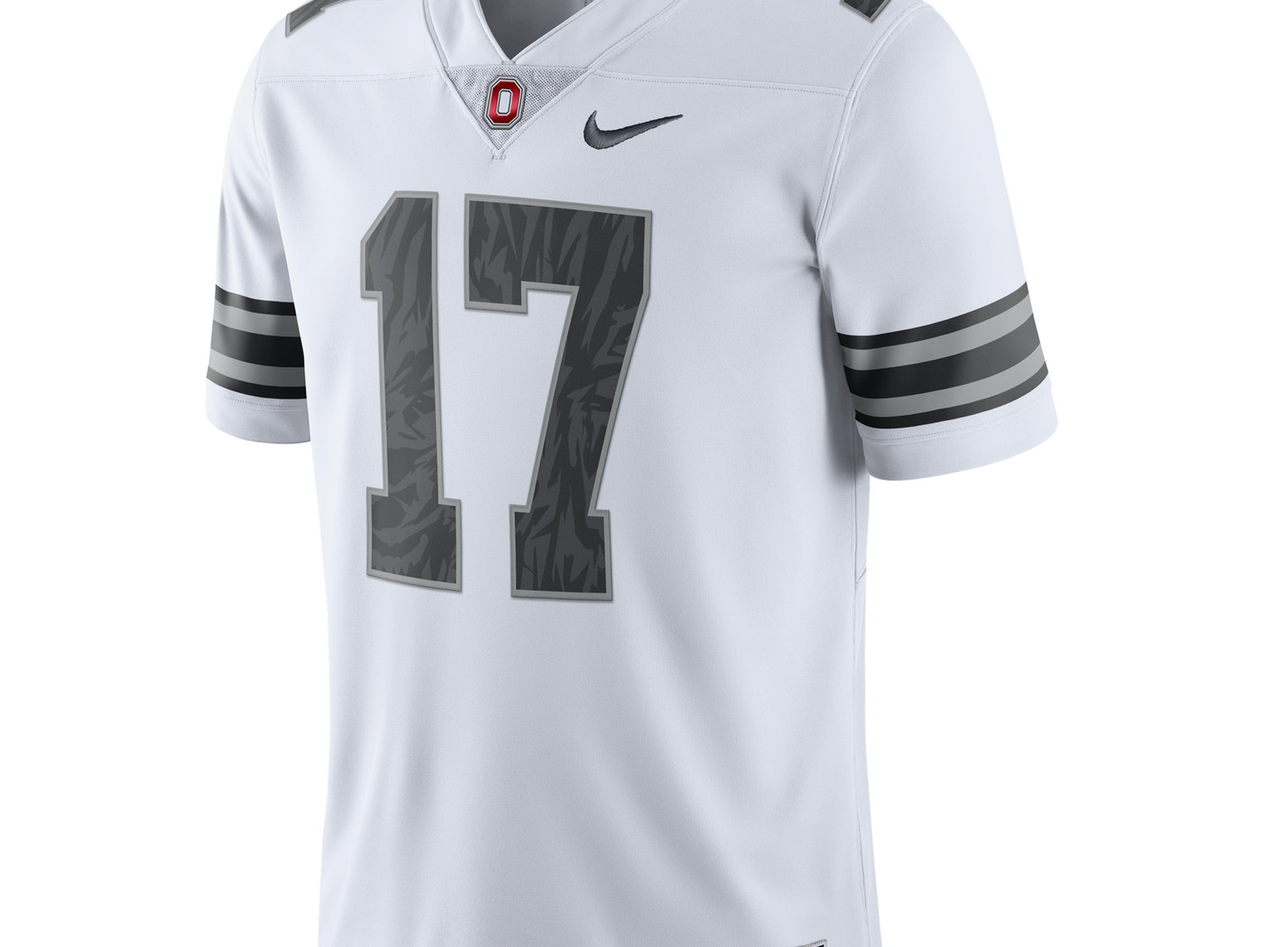 The jerseys Ohio State will wear against Michigan have been ...