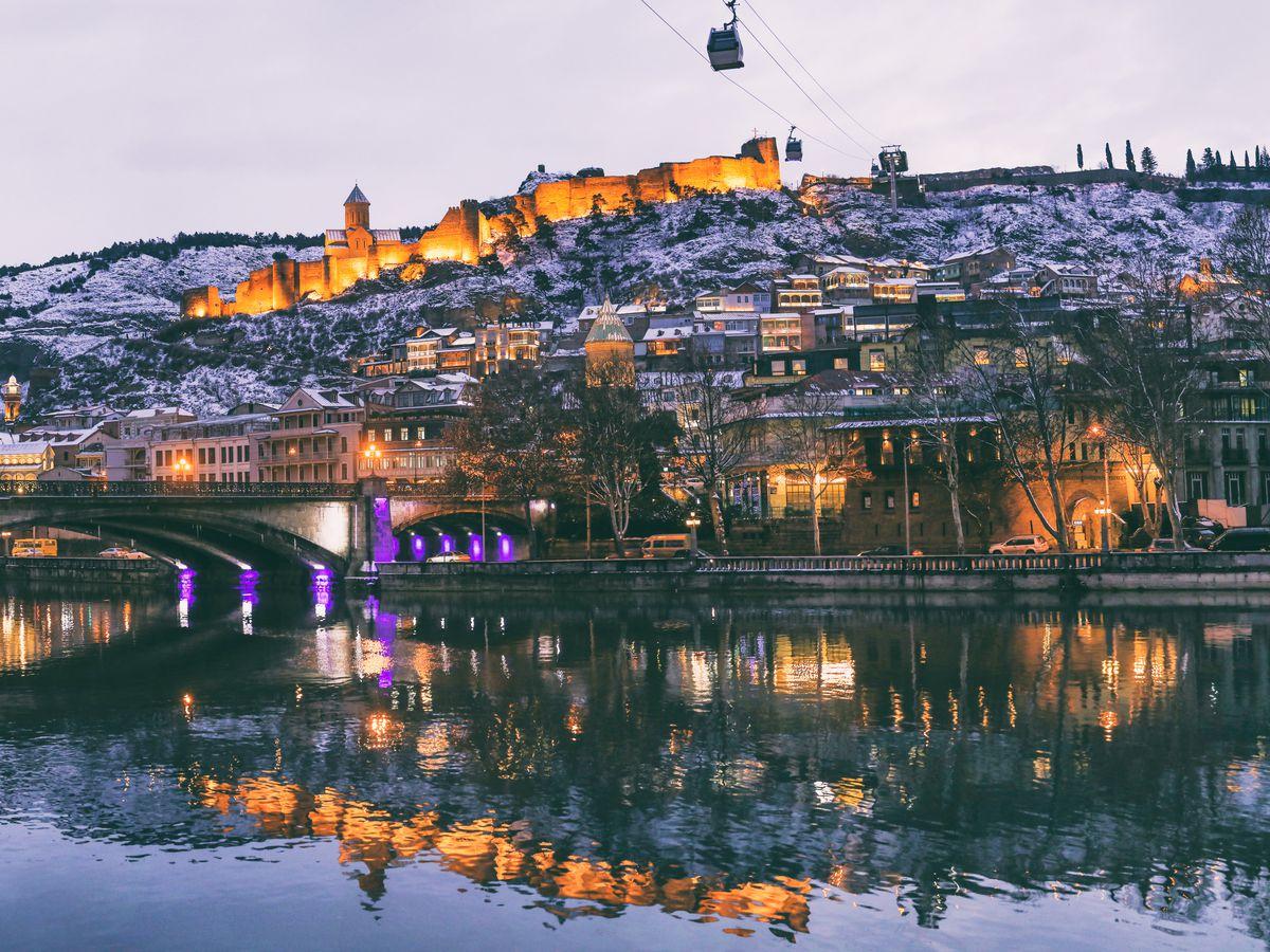 The 18 Best Restaurants In Tbilisi Georgia Eater