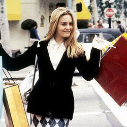 Oh Cher, malls never had it so good. Clueless (1995)