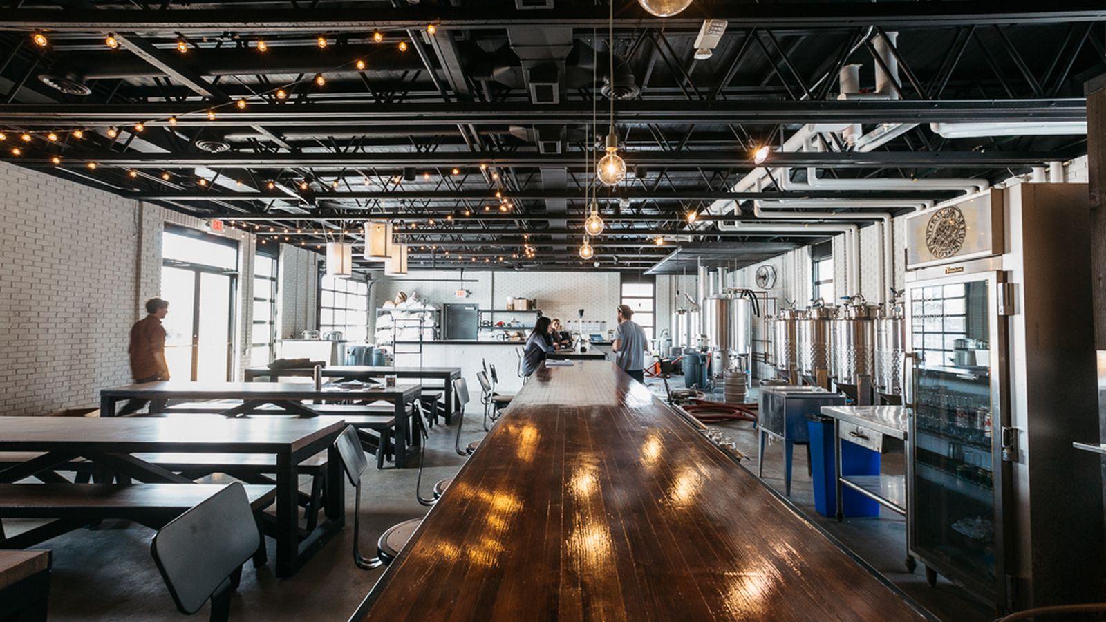 Peek Inside Batch Brewing Company S Cozy Corktown Taproom
