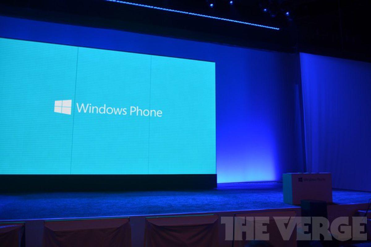 Windows Phone 8 Event Live Stock