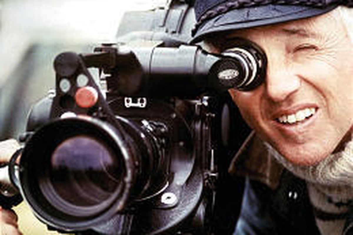 Cinematographer Haskell Wexler won Oscars in 1966 and 1976.