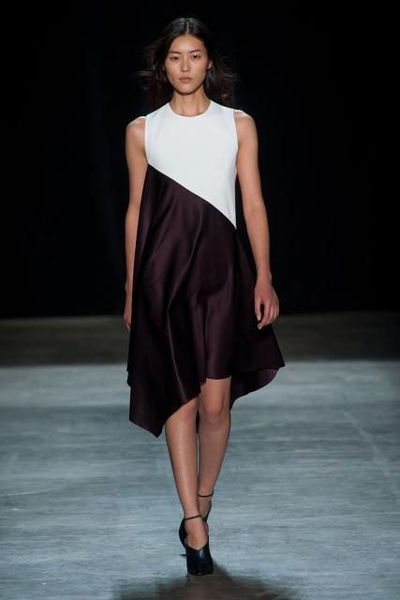Narciso Rodriguez's Fall 2013 is an Exercise in Texture ...