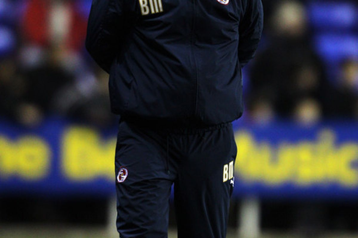 Will Brian be dipping into the transfer market today?