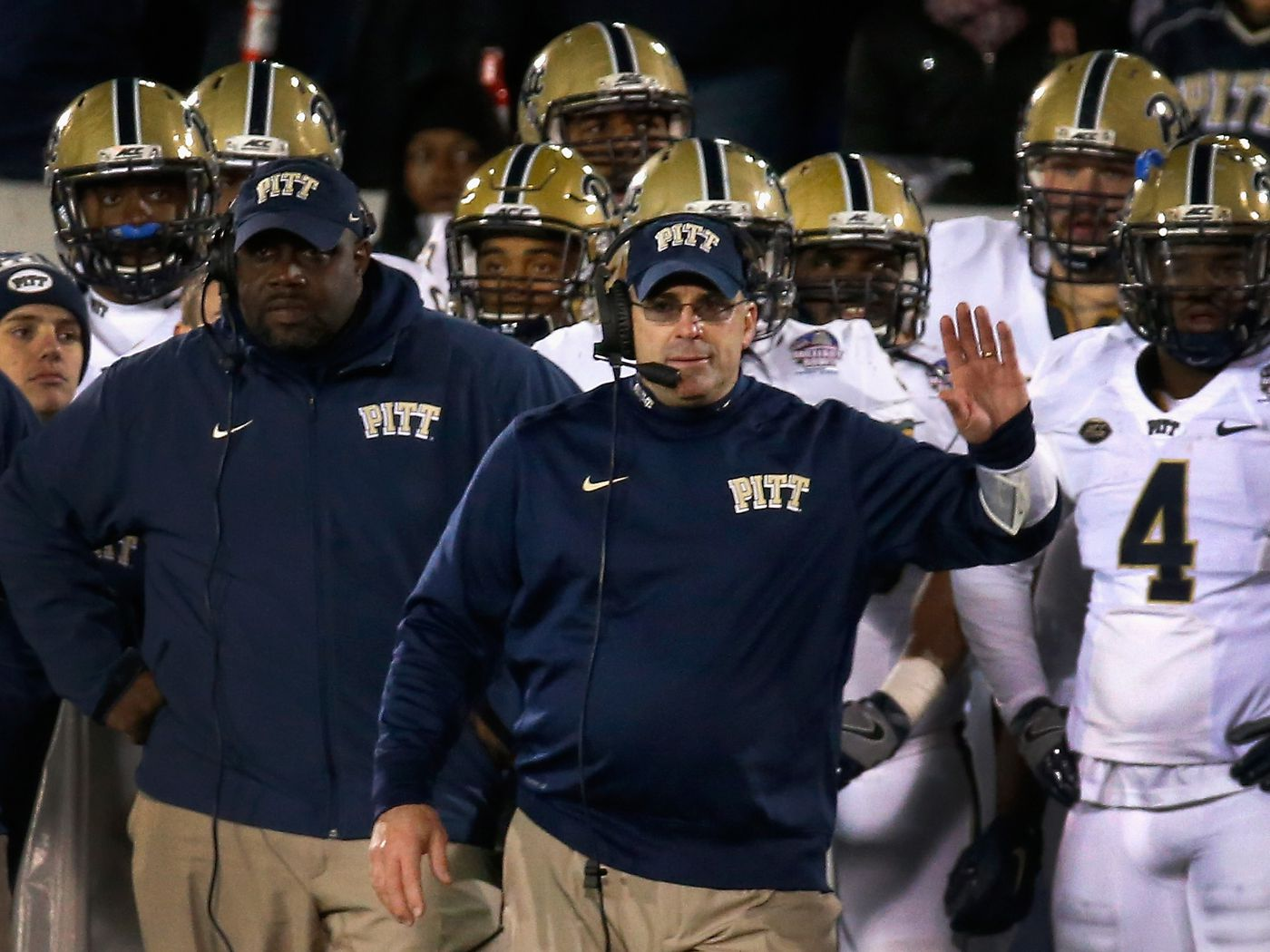 UNC Football Opponent Preview: What to make of Pitt? - Tar Heel Blog