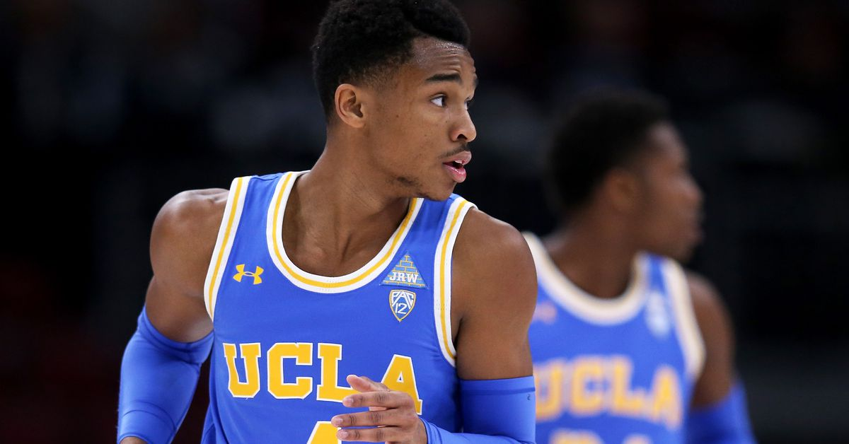 the latest 3f973 7e479 NETS TAKE JAYLEN HANDS OF UCLA AT NO. 56 - NetsDaily