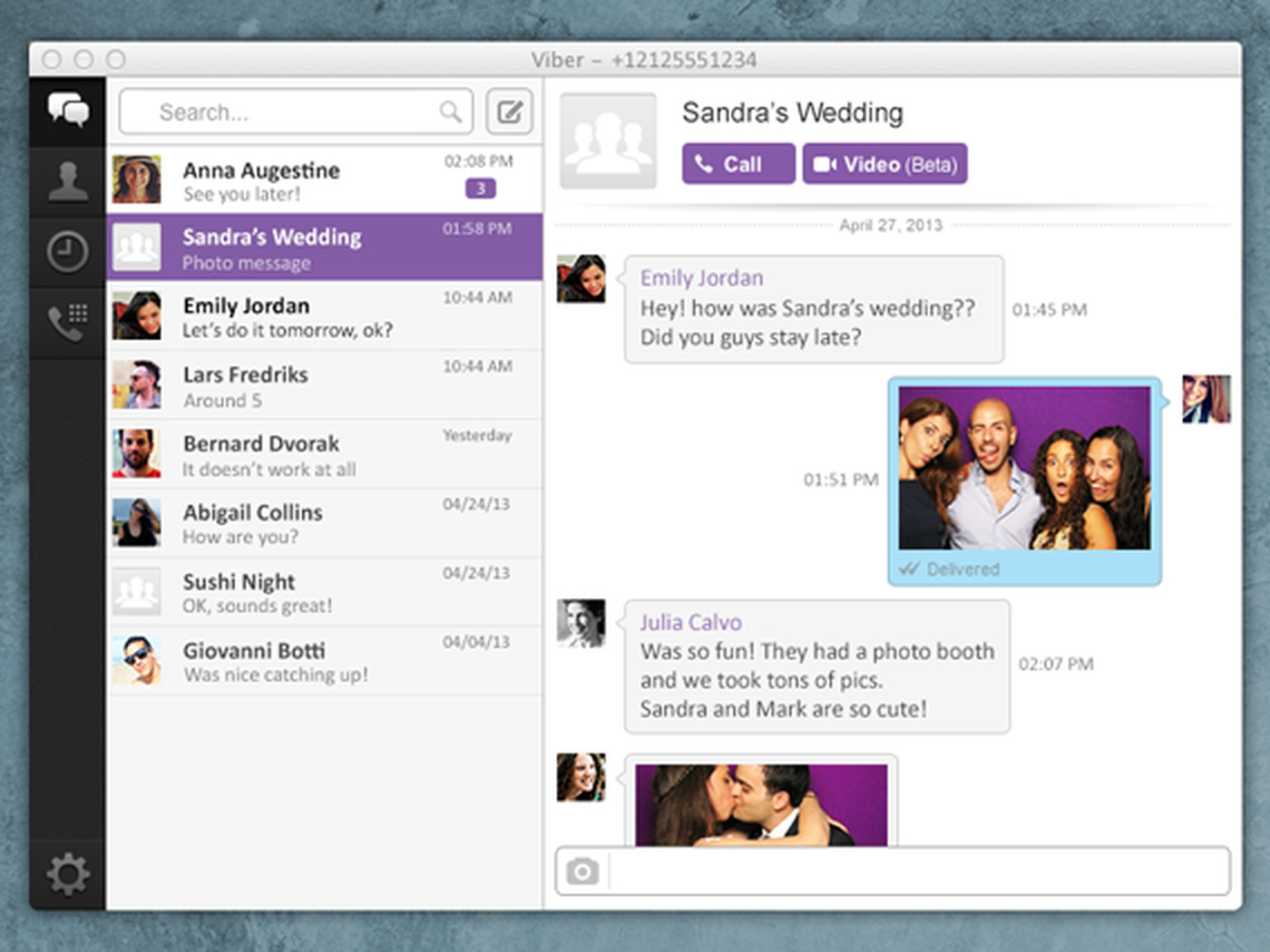 Viber expands to PC and Mac as competitors preach 'mobile