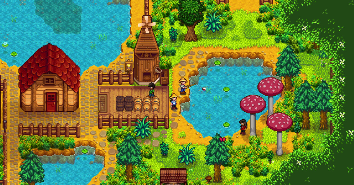 Stardew Valley Multiplayer Launches On PC In August