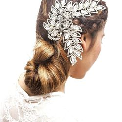 """<b>Laurentius Purnama, owner/master stylist <a href=""""http://laurentiussalon.com/"""">Laurentius Salon</a> in the Italian Market:</b> """"Most brides want to look like themselves on their wedding day: natural and ethereal during their wedding  ceremony, but they"""